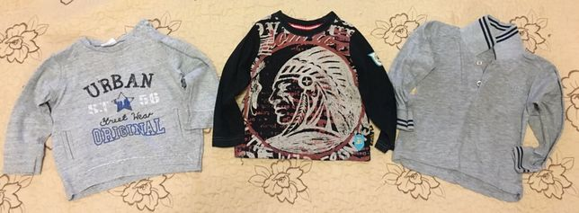 Продам пакет одежды на мальчика