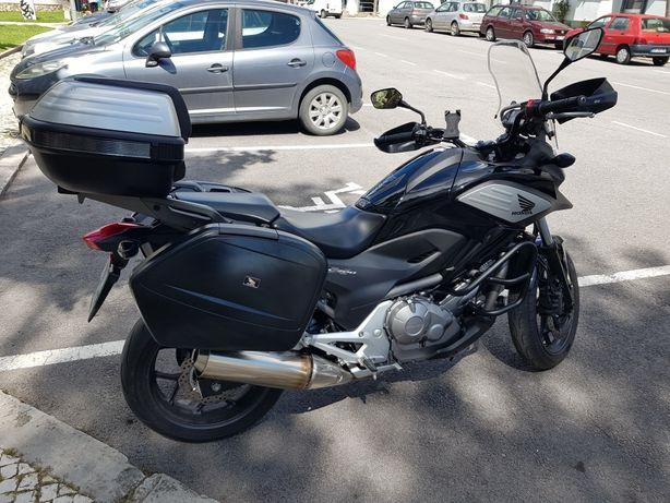 Honda NC700X 35KW (Carta A2) e ABS