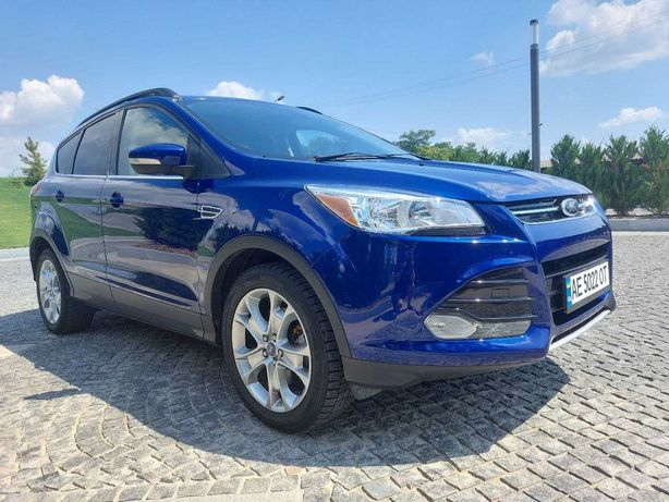 Ford Escape 2012 maximal panorama