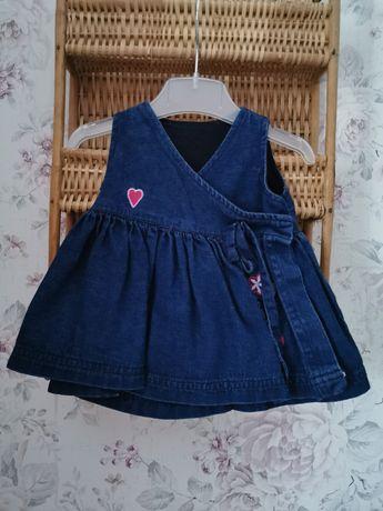 Sukienka, sukieneczka newborn