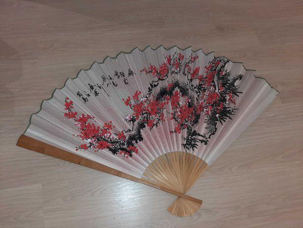 Oryginalny chinski wachlarz  90 cm