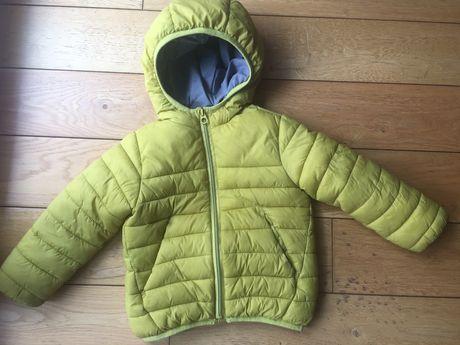 Pikowana kurtka Zara 2-3 lata