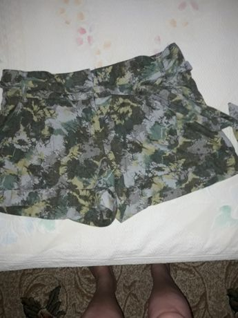 Продам шорты юбка батал размера