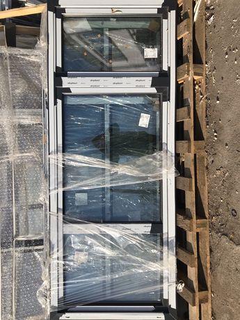 Drzwi balkonowe 102x256