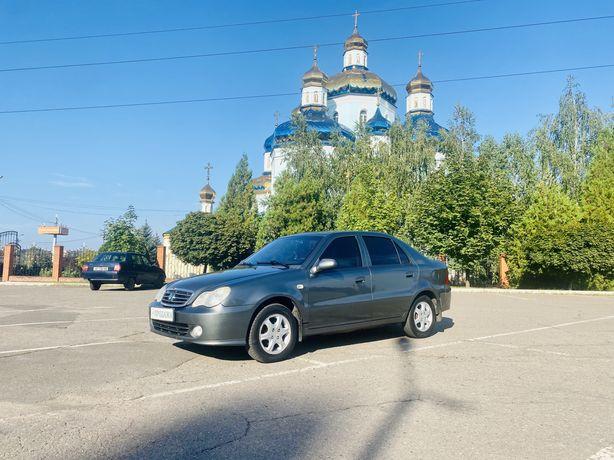 Авто Geely CK 2012 1.5 газ/бензин обмен, [Рассрочка, взнос от 25%]