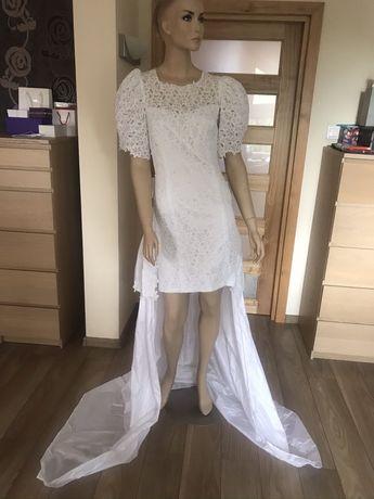 Sukienka ślubna + gratis