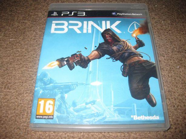 """Jogo """"Brink"""" para PS3/Completo!"""