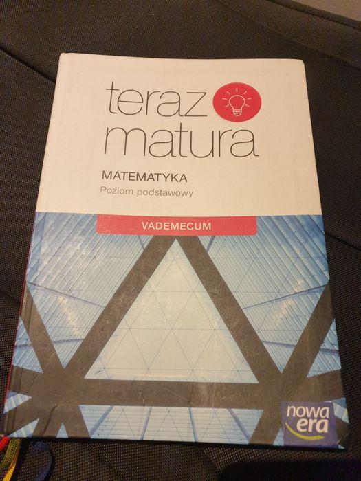 Teraz Matura Matematyka Vademecum Nowa Era Łódź - image 1