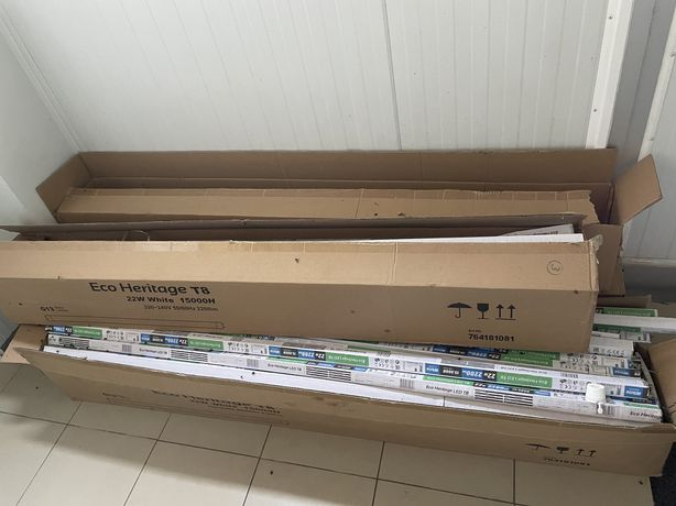 100 Lâmpadas Florescentes k6000