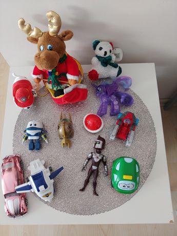 Oddam za darmo układanki i zabawki.