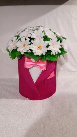 Подарочная Коробка для настоящих мужчин. Ручная работа