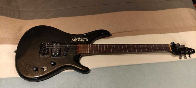 Guitarra Maison RE-280 pickups DiMarzio