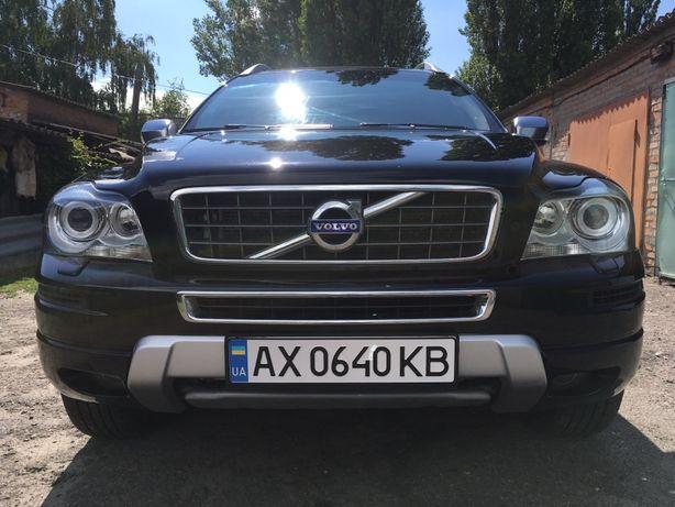 Официальный Volvo XC90 2012