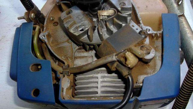Motor de roçadora Einhell Royal MSB32 baixou desocupar