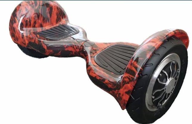 """Гироскутер гироборд сигвей бу в отл состоянии, 10"""" Smart Balance Wheel"""