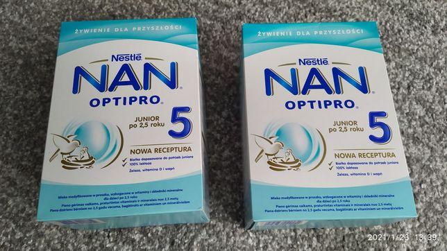 Mleko modyfikowane NAN Optipro 5
