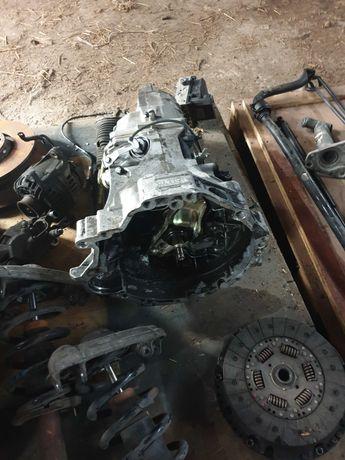 Skrzynia biegów audi a6c5 manual rozrusznik alternator