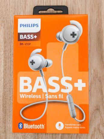 Słuchawki bezprzewodowe Bluetooth PHILIPS SHB4305WT