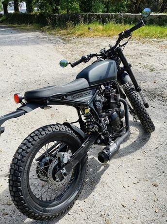 MUTT Razorblade 125cc
