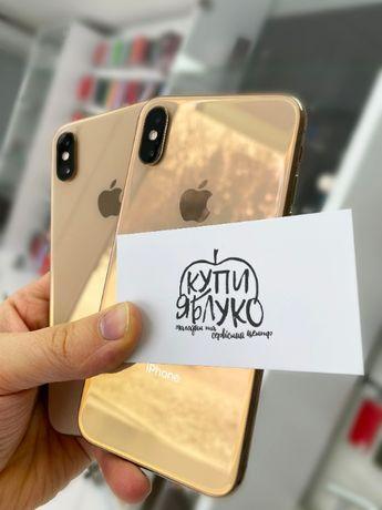iPhone Xs gold 256Gb + гарантія 90 днів