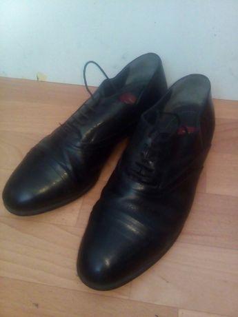 Туфли мужские нат.кожа р.42