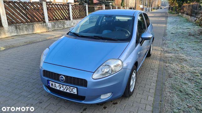 Fiat Grande Punto 1.4 8v Klimatyzacja, Wspomaganie City