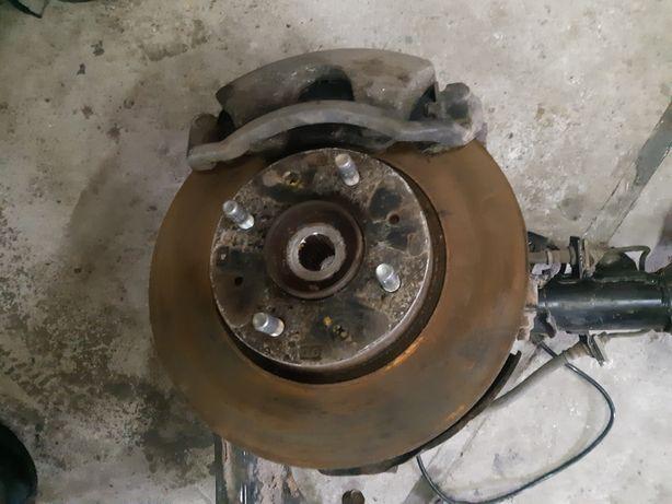 Киа Cerato 2008. 1.6 бензин.стойка,рейка рулевая,полуось,стабилизатор,