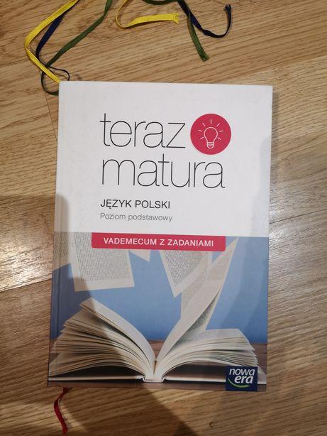 Teraz Matura Język Polski poziom podstawowy Nowa Era