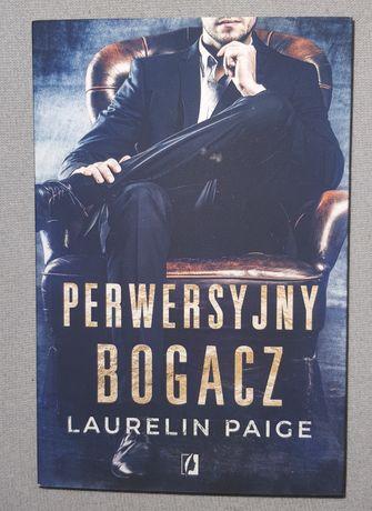 NOWA Laurelin Paige Perwersyjny bogacz
