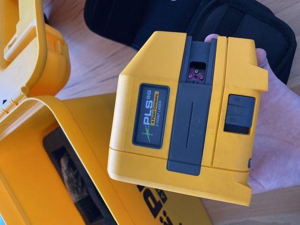 Лазерный уровень PLS 5G KIT,5-Point Green Laser Kit