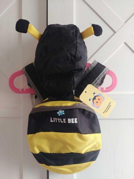 Nowy Little Bee Pszczółka plecak plecaczek dla przedszkolaka
