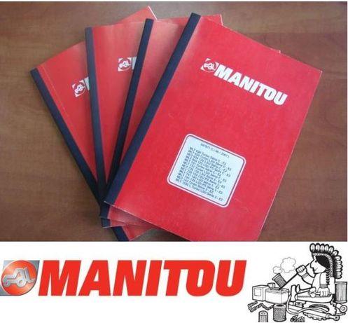 Katalog części do maszyn MANITOU
