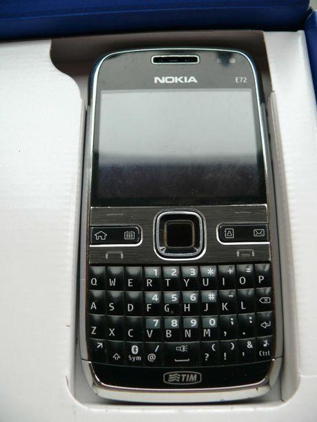 Nokia E72 Made in Finland