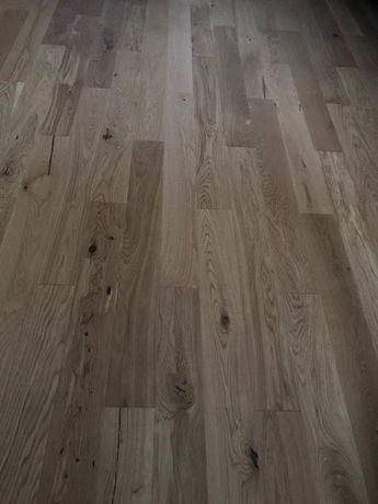 Dąb Europejski Deska Barlinecka podłoga drewniana warstwowa