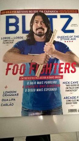 Blitz - Capa Foo Fighters (Portes incluídos)