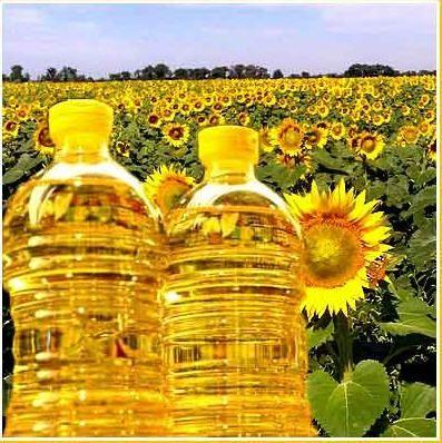 Подсолнечное масло домашнее свежое