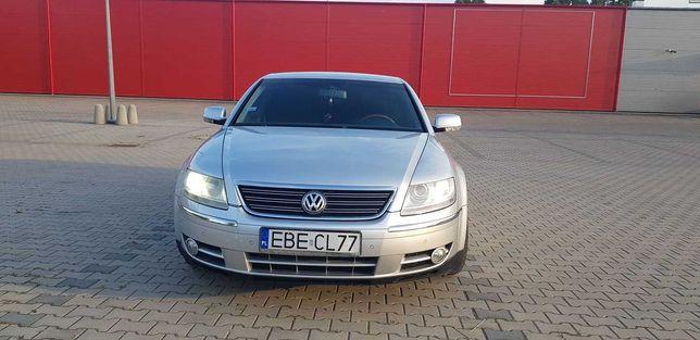 Sprzedam VW Phaetona. Dobre auto za nieduże pieniądze!