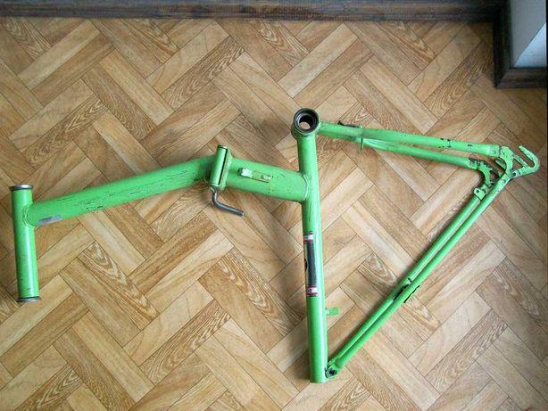 Oryginalna rama roweru Wigry