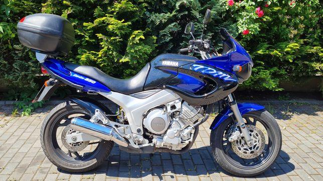 Yamaha TDM 850  Super Stan  Niski oryginalny przebieg. Nie Transalp