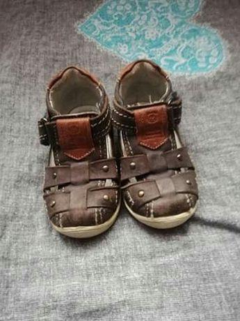 Buty dla chlopczyka