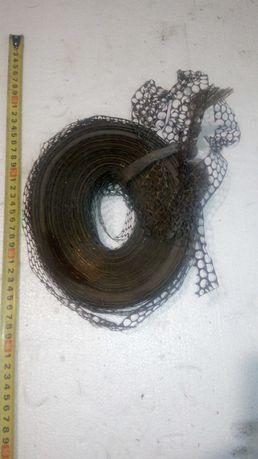 Сетка мягкая из цветного металла
