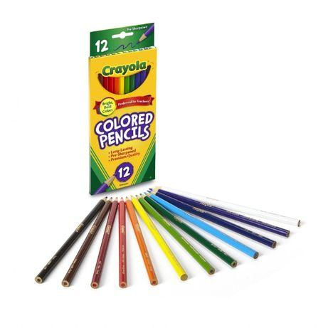 Карандаши - Crayola 12 шт