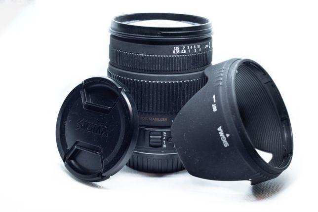 Sigma DC 18-125 f/3.8-5.6 HSM Canon EF-S