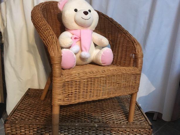 Cadeira palhinha criança IKEA excelente estado