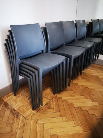 Krzesło plastikowe do kawiarni i ogrodu