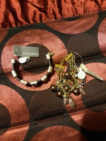 2 pulseiras novas da Parfois