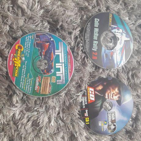 Gry CD-3szt