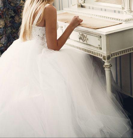 Suknia ślubna księżniczka proncessa A