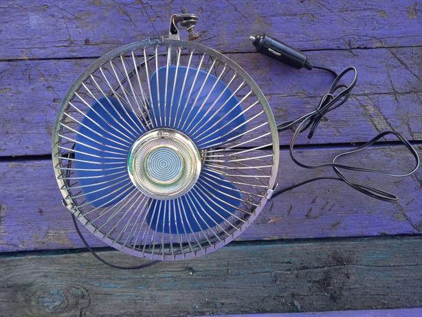 Вентелятор в кабину 12В