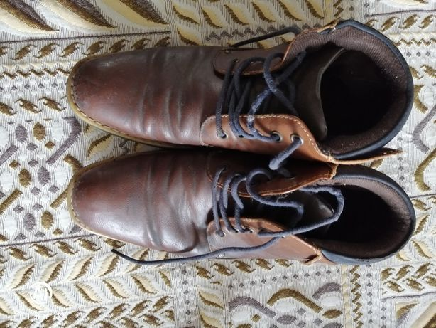 Ботинки осенние 40 размер, 26 см